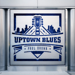 Paul Brown Jazz New Release Uptown Blues